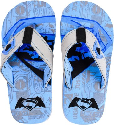 Superman Boys Slipper Flip Flop(Yellow)