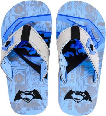 Superman Boys Yellow Slipper Flip Flop