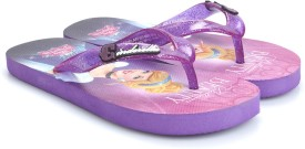 Disney Girls Slipper Flip Flop(Purple)