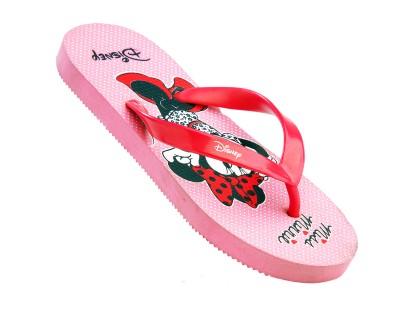 Disney Boys & Girls Pink Slipper Flip Flop