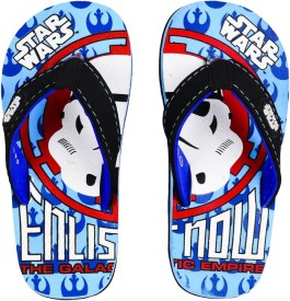 Star Wars Boys Slipper Flip Flop(Blue)