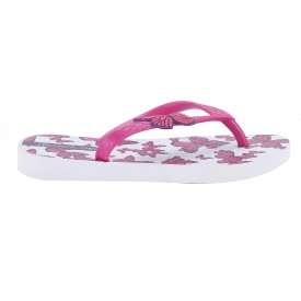 Ipanema Girls Slipper Flip Flop(White)