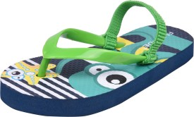 Flipside Boys Slipper Flip Flop(Green)