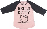 Hello Kitty Girls Printed Cotton (Pink, ...