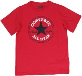 Converse Boys Printed Cotton (Red, Pack ...