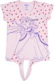 Frozen Girls Printed Cotton (Pink, Pack ...