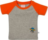 Solittle Boys Solid Cotton (Grey, Pack o...