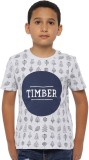 Yk Boys Printed Cotton (Grey, Pack of 1)