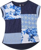 Allen Solly Junior Girls Printed Polyest...