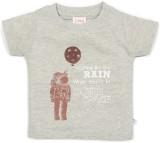 Solittle Boys Graphic Print Cotton (Grey...
