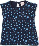 Solittle Girls Printed Cotton (Dark Blue...