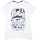 Allen Solly Junior Boys Printed Cotton (...