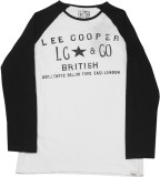Lee Cooper Juniors Boys Printed Cotton (...