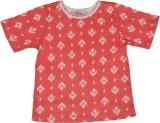 Teeny Tantrums Girls Printed Cotton (Pin...