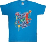 Cucumber Boys Printed Cotton (Blue, Pack...