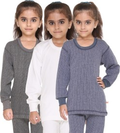 Vimal Top For Girls(Multicolor, Pack of 3)