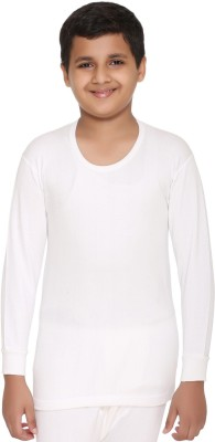 Vimal Top For Boys(White, Pack of 1)