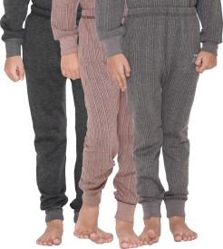 Vimal Pyjama For Girls(Multicolor, Pack of 3)
