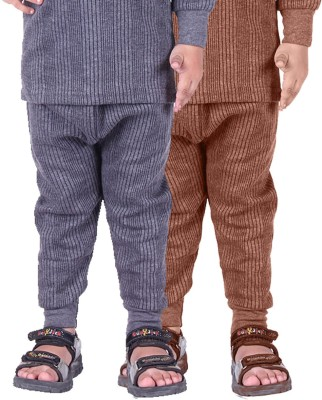 Red Fort Pyjama For Girls(Blue, Pack of 2)