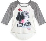 Barbie Top For Girl's Casual Rayon Top (...