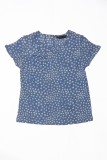 IDK Top For Linen Top (Blue, Pack of 1)