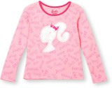 Barbie Top For Casual Cotton Top (Pink, ...