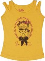 Gini & Jony Top For Girls best price on Flipkart @ Rs. 324