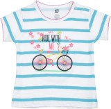 Baby League Top For Baby Girl's Casual C...