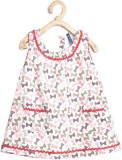 Yk Top For Baby Girl's Cotton Top (Multi...
