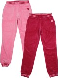 Mothercare Track Pant For Girls (Pink Pa...