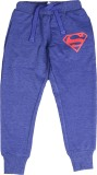 Superman Track Pant For Boys (Blue Pack ...