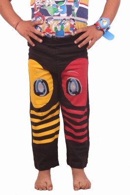 Owlkart Track Pant For Boys(Blue Pack of 1)