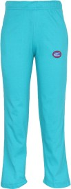 Vimal Track Pant For Girls(Dark Green Pack of 1)