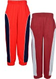 Gkidz Track Pant For Boys (Multicolor Pa...