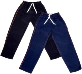 IndiWeaves Track Pant For Boys & Girls(Multicolor Pack of 2)