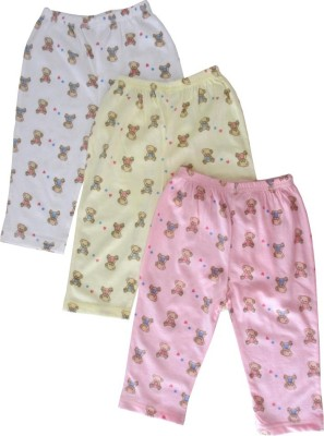 Magic Train Track Pant For Baby Girls