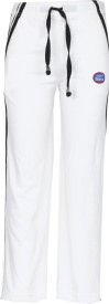 Vimal Track Pant For Girls(White Pack of 1)