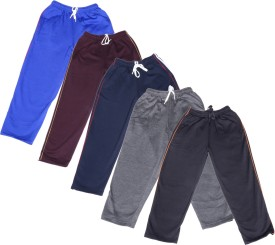 IndiStar Track Pant For Boys(Multicolor Pack of 5)