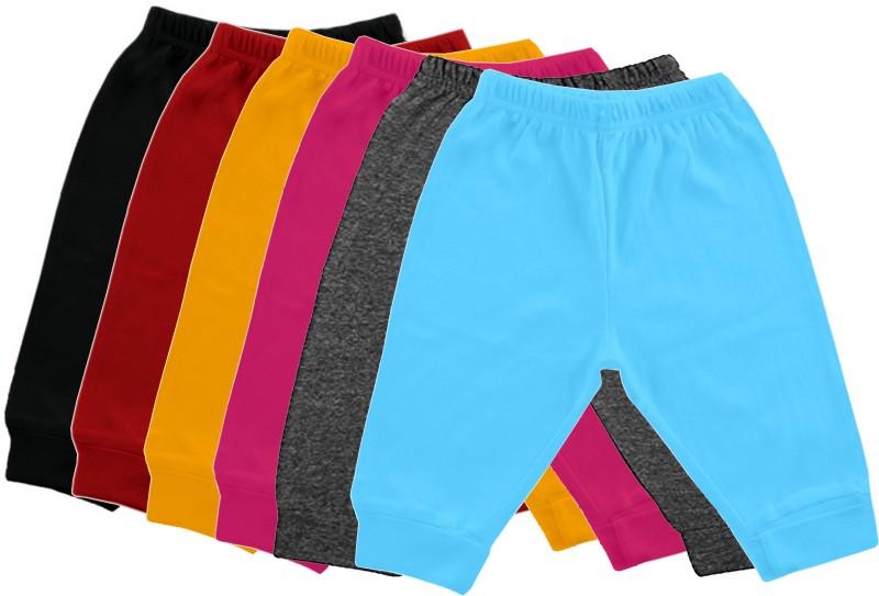 Mek-Orange Track Pant For Boys & Girls(Multicolor Pack of 6)