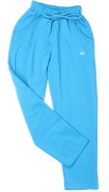 Monte Carlo Track Pant For Girls(Blue Pack of 1)