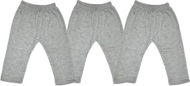 Shaun Track Pant For Girls(Grey Pack of 3)