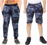 Red Ring Track Pant For Boys (Blue Pack ...