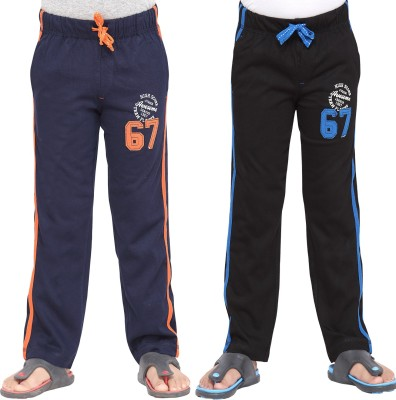 Greenwich Track Pant For Boys(Multicolor Pack of 2)