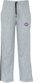 Vimal Track Pant For Boys(Silver Pack of 1)