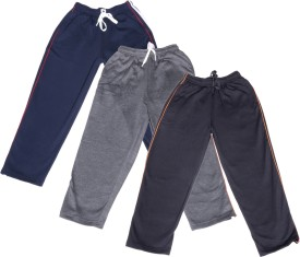 IndiWeaves Track Pant For Girls(Multicolor Pack of 3)