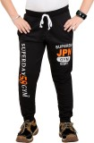 Just4You Track Pant For Boys (Black Pack...