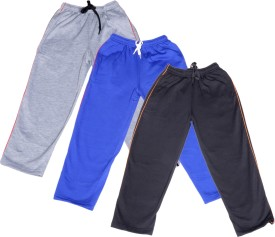 IndiStar Track Pant For Girls(Multicolor Pack of 3)