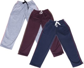 IndiWeaves Track Pant For Boys(Multicolor Pack of 3)