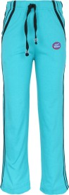 Vimal Track Pant For Girls(Grey Pack of 1)