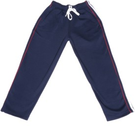 IndiStar Track Pant For Boys & Girls(Blue Pack of 1)
